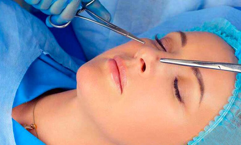 تصویر از جراحی زیبایی بینی / دکتر بهزاد خوش رفتار